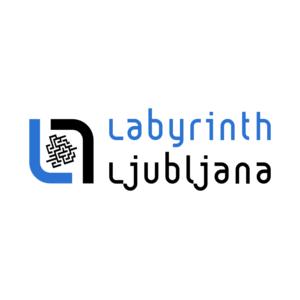Labyrinth Ljubljana logo
