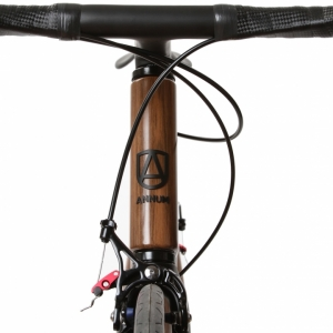 Annum handmade wooden bicycle