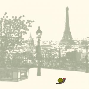 Snail à la française
